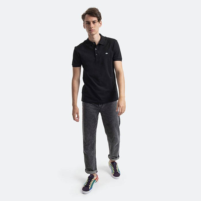 bc6cde851b Lacoste Lacivert Polo Slim Fit PH4014 031 - Best shoes SneakerStudio