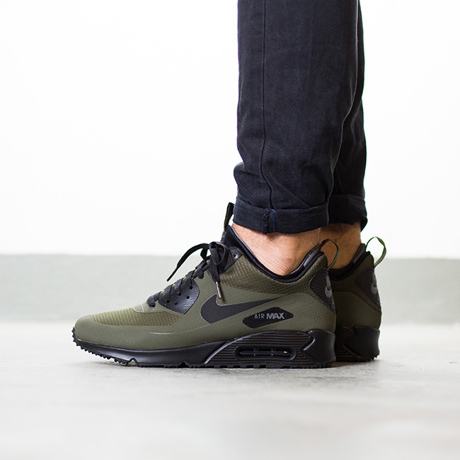 ... MEN'S SHOES NIKE AIR MAX 90 MID WINTER 806808 300 ...