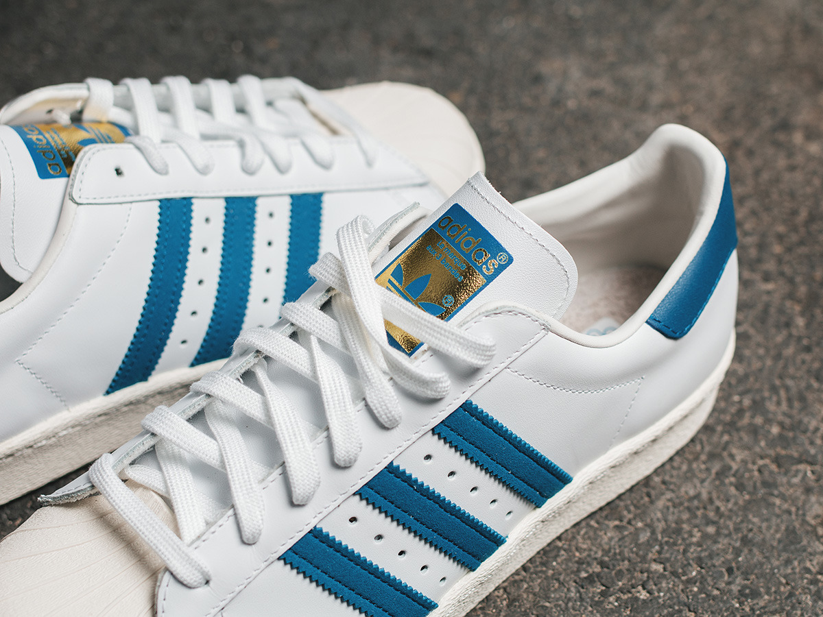 ... MEN'S SHOES SNEAKERS Adidas Originals Superstar 80's G61068 ...
