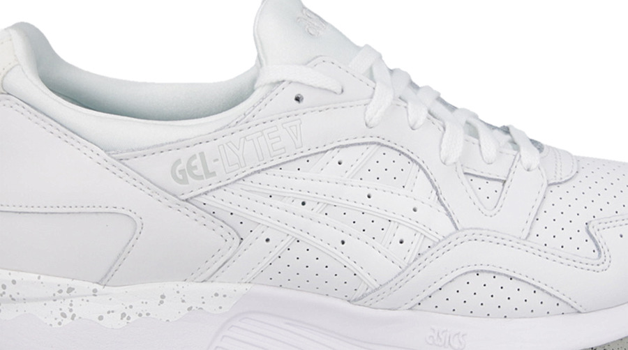 ... 0101 MEN'S SHOES SNEAKERS Asics Gel-Lyte V H5X4L ...