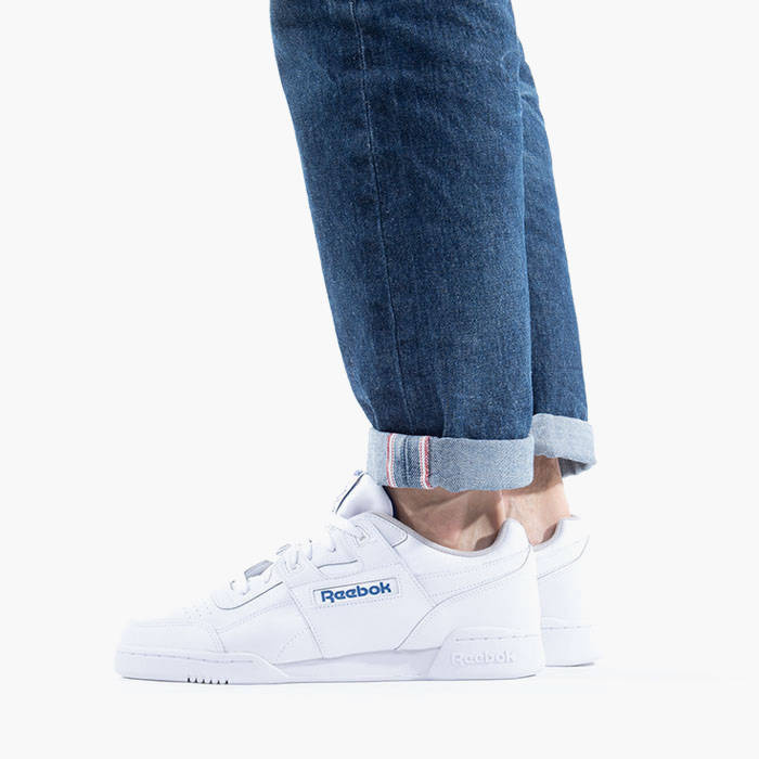 WORKOUT PLUS - Sneaker low - white