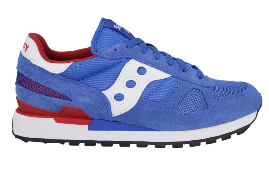... 593 MEN'S SHOES SNEAKERS Saucony Shadow Original Blue S2108 ...