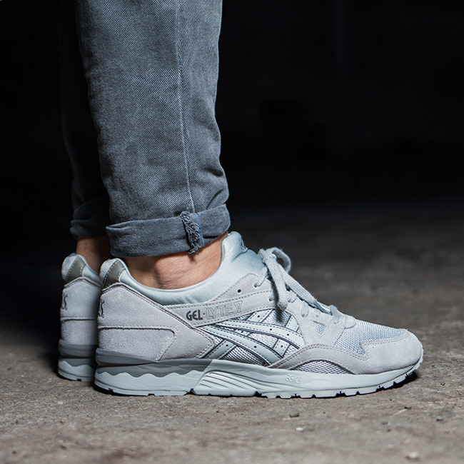 Asics Gel-Lyte V Sneaker Grey Mens