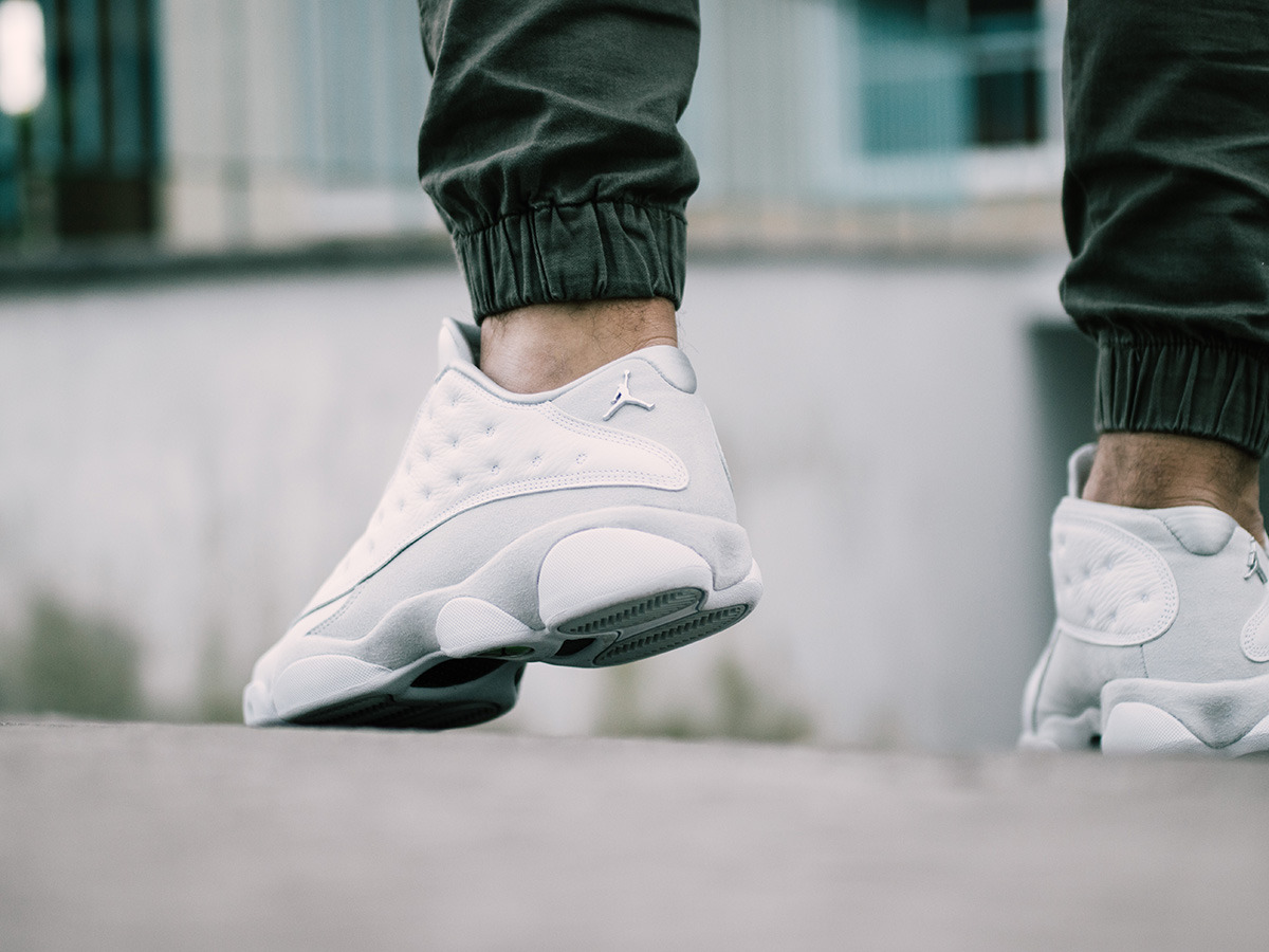 39751e9218d6c3 ... where to buy mens shoes sneakers jordan 13 low pure money 3b6c1 74492