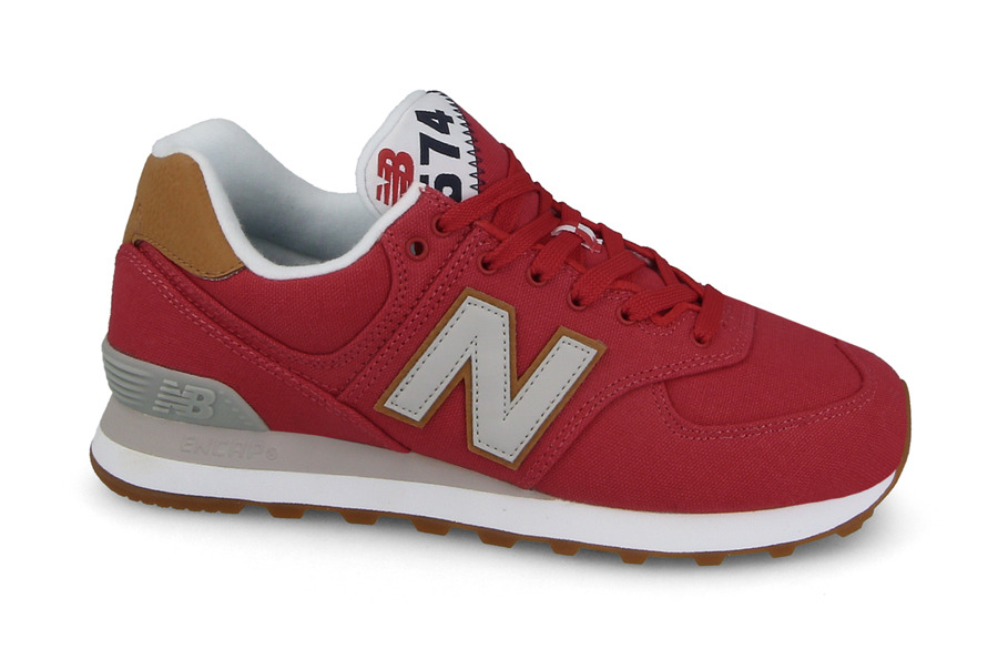 huge discount b9373 66735 Men's Shoes sneakers New Balance ML574YLA - Best shoes ...