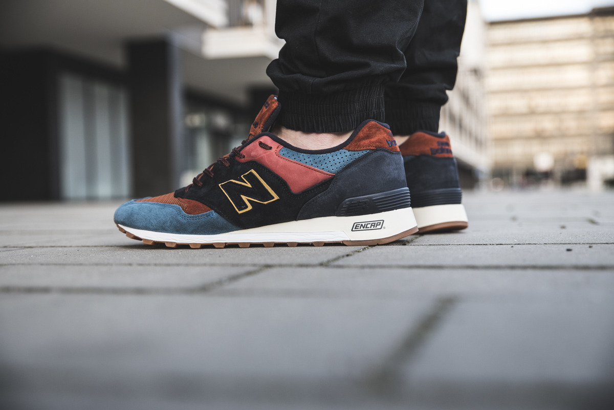 ... M577YP Men's Shoes sneakers New Balance Made In Uk