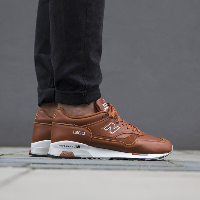 ... Men's Shoes sneakers New Balance Made in UK M1500TN ...