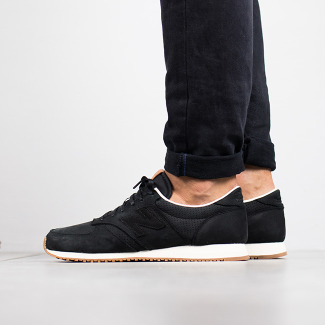 new balance 420 knit black