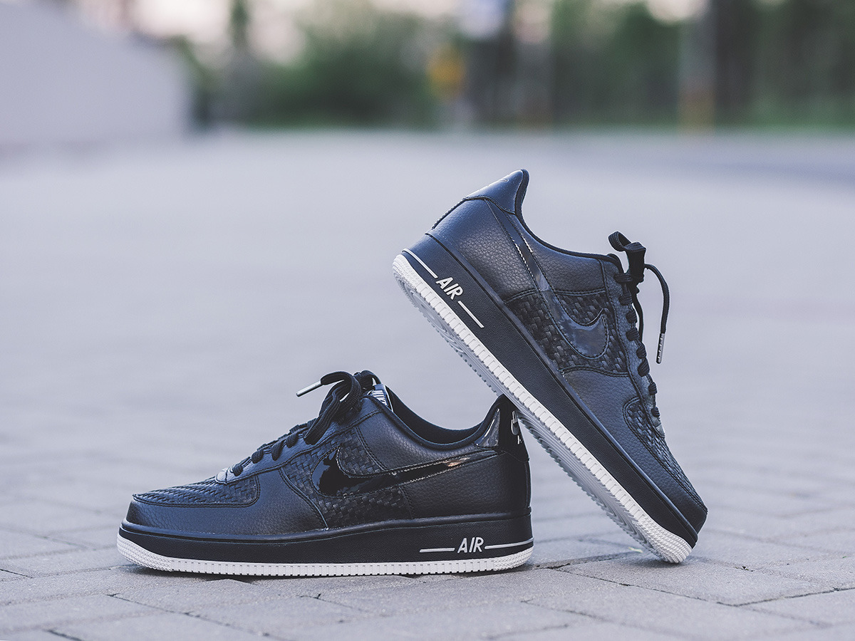 men 39 s shoes sneakers nike air force 1 39 07 lv8 718152 010. Black Bedroom Furniture Sets. Home Design Ideas