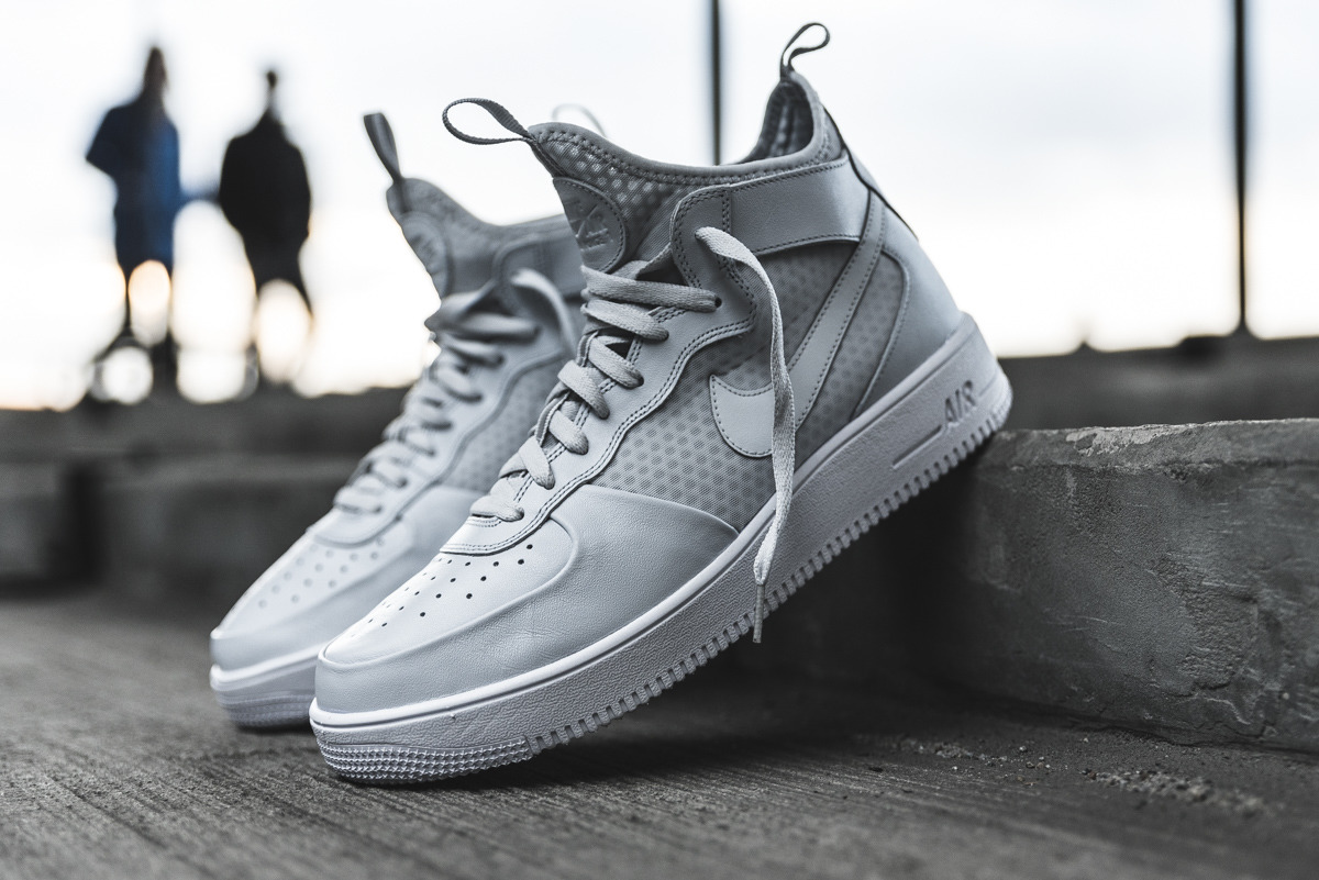 Men's Shoes sneakers Nike Air Force 1 Ultraforce Mid ...