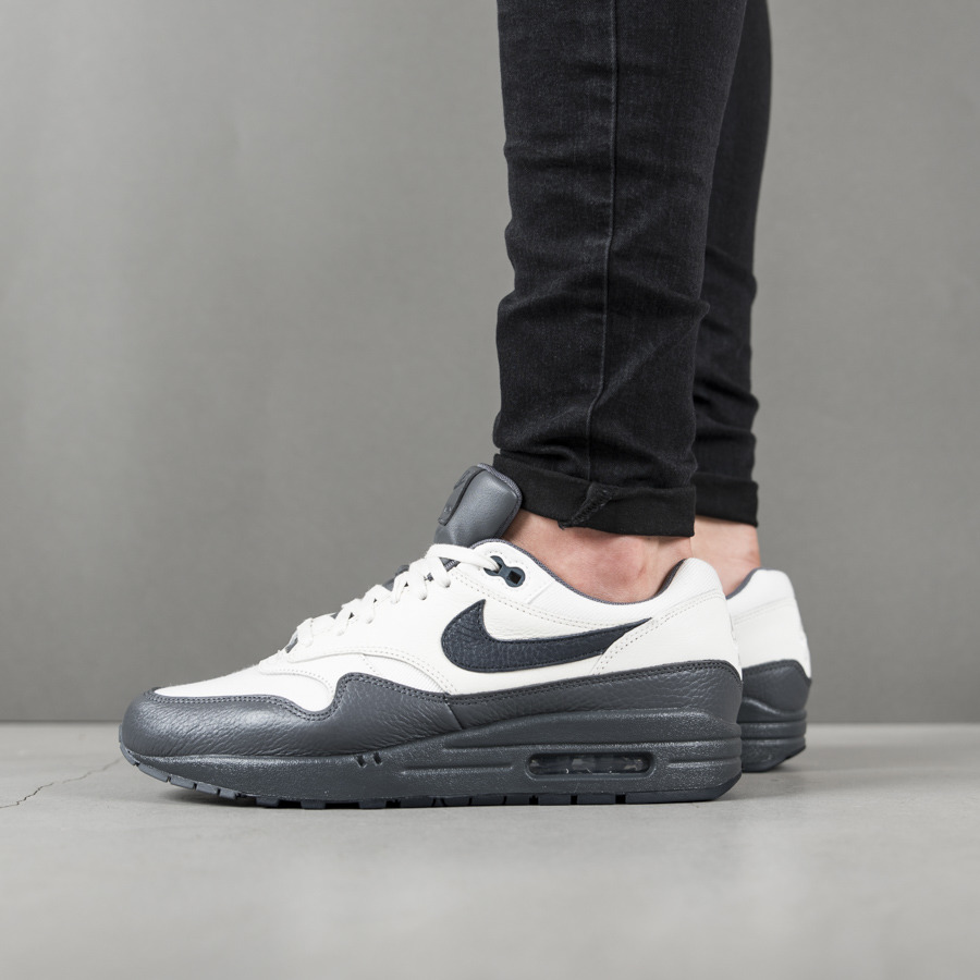 Men's Shoes sneakers Nike Air Max 1 Premium 875844 100 ...