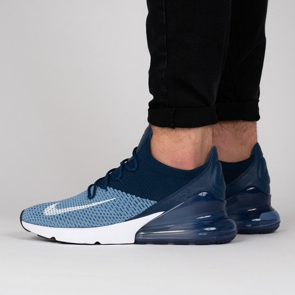 great fit 8a407 50f9e Mens Shoes sneakers Nike Air Max 270 Flyknit AO1023 400 - Best shoes  SneakerStudio