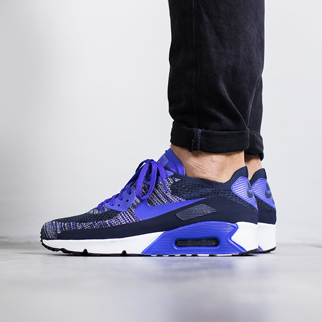 factory price 654d3 db518 ... get mens shoes sneakers nike air max 90 ultra 2.0 flyknit 875943 400  b0650 cb89b ...