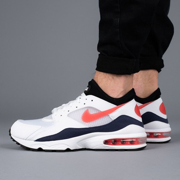 huge discount ff952 5b56c ... Men s Shoes sneakers Nike Air Max 93 306551 102 ...