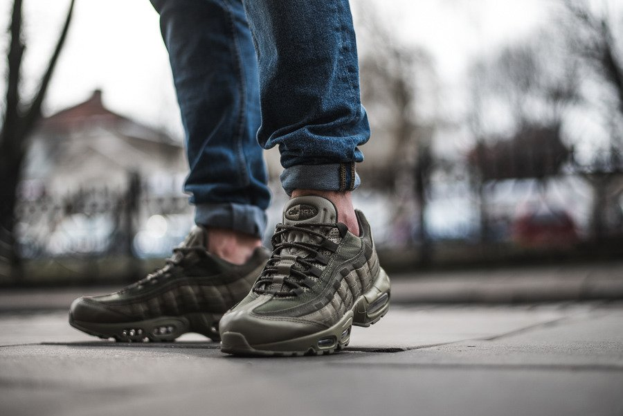 how to style nike air max 95