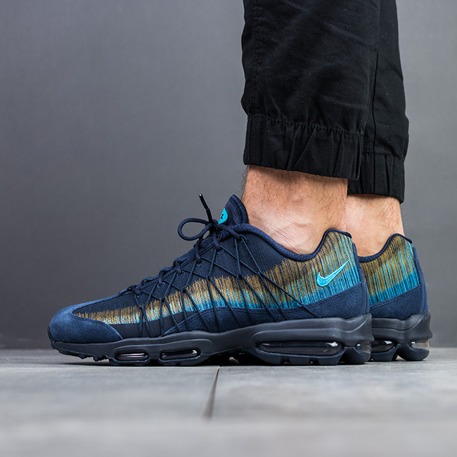 19fc495afd ... inexpensive mens shoes sneakers nike air max 95 ultra jacquard 749771  402 53154 bd7f5