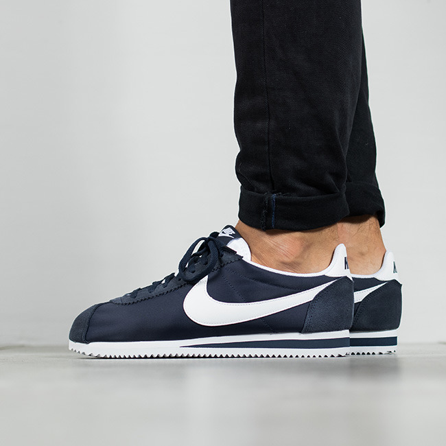 Men s Shoes sneakers Nike Classic Cortez Nylon 807472 410 - Best ... 1ea93f5123