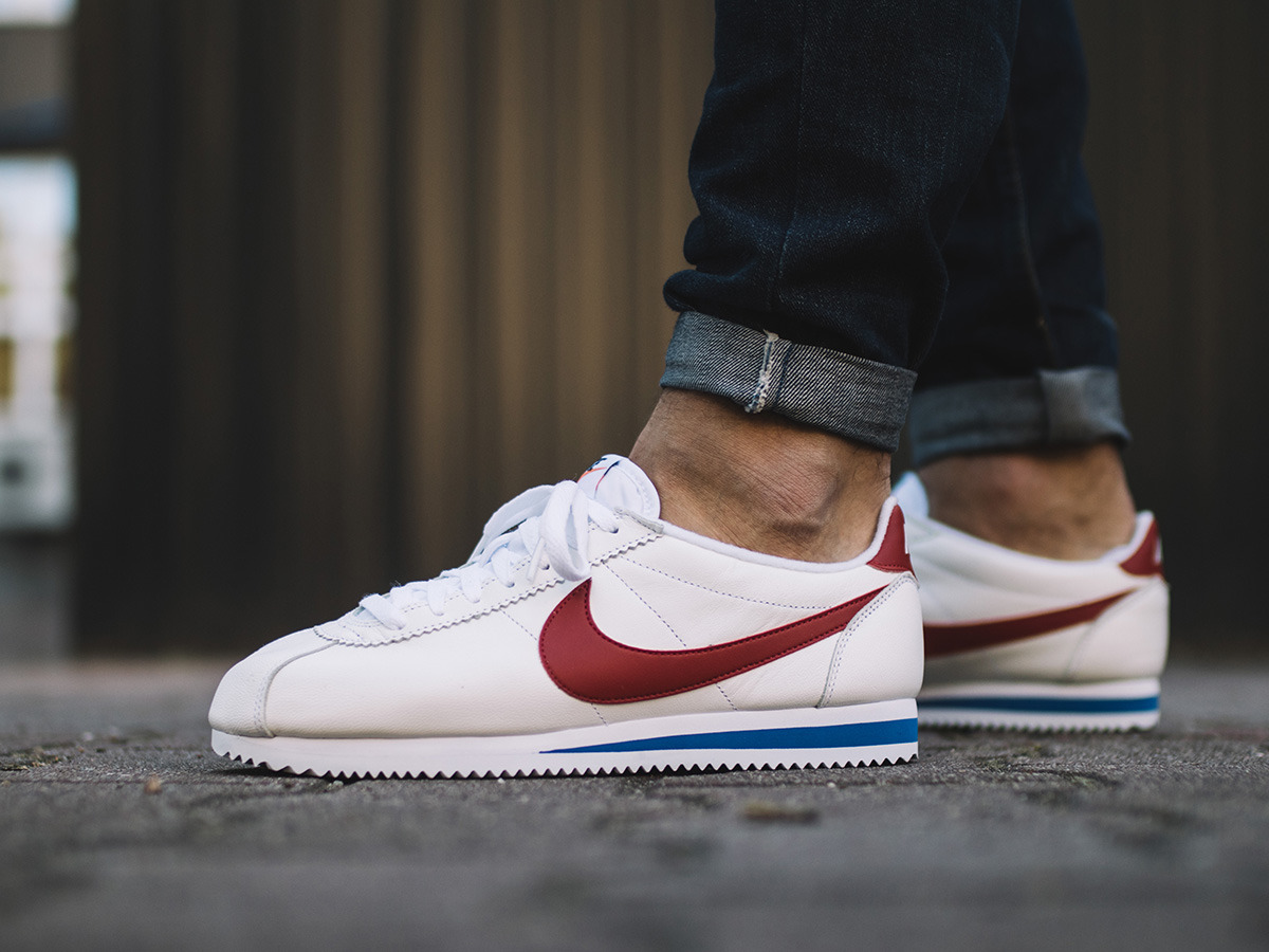factory authentic e307c 235c2 Men's Shoes sneakers Nike Classic Cortez Se