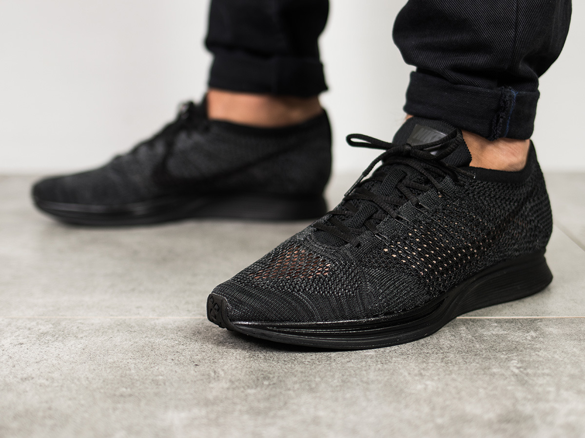 s shoes sneakers nike flyknit racer quot black