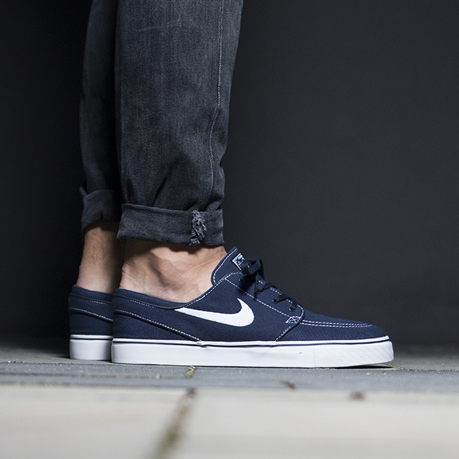 usa cheap sale the sale of shoes special sales Nike Sb Zoom Stefan Janoski Mens Jeans Blanc grand escompte ...