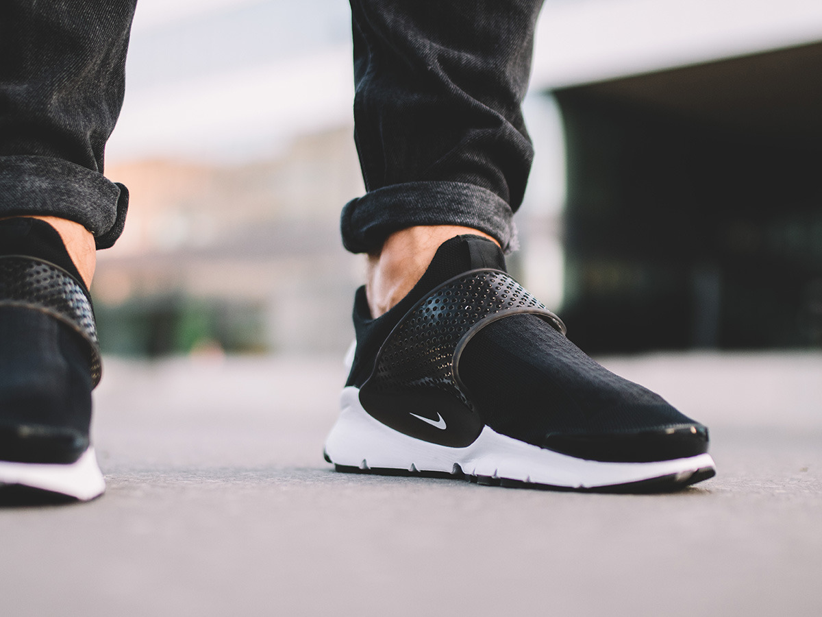 Men's Shoes sneakers Nike Sock Dart Kjcrd 819686 005 ...