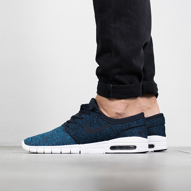 Men's Shoes sneakers Nike Stefan Janoski Max 631303 444