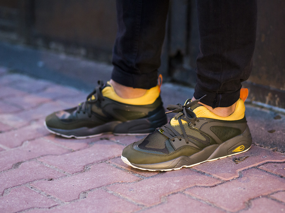 ... Men's Shoes sneakers Puma Blaze Of Glory Camping 361408 03 ...