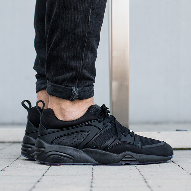 Puma Blaze of Glory Reflective Men Black