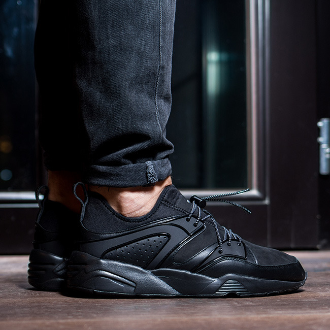 ... Men's Shoes sneakers Puma Blaze of Glory X Stampd 359806 ...
