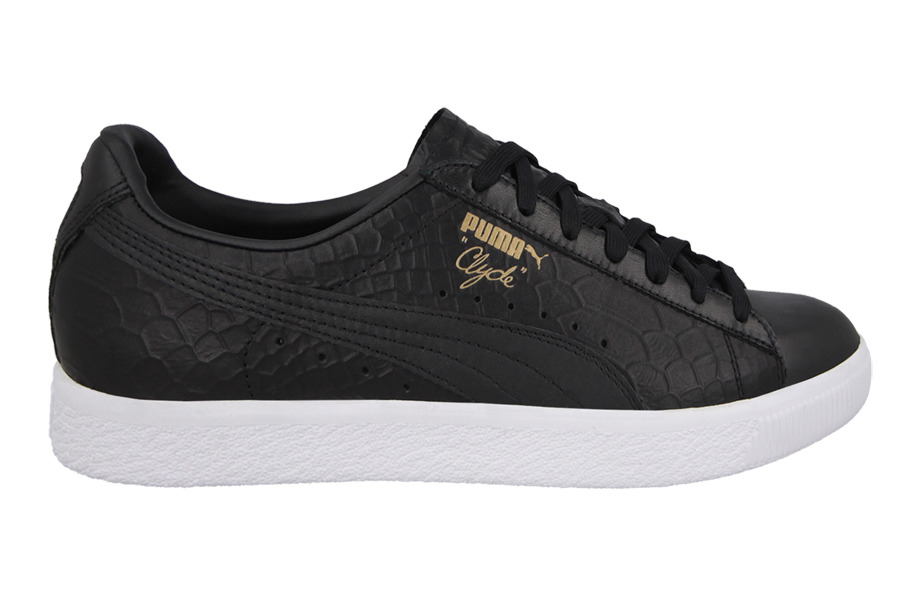 ... Men's Shoes sneakers Puma Clyde Dressed 361704 01 ...
