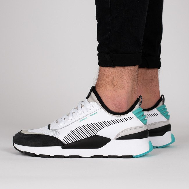 men 39 s shoes sneakers puma rs 0 re invention pack archive green 366887 01 best shoes. Black Bedroom Furniture Sets. Home Design Ideas