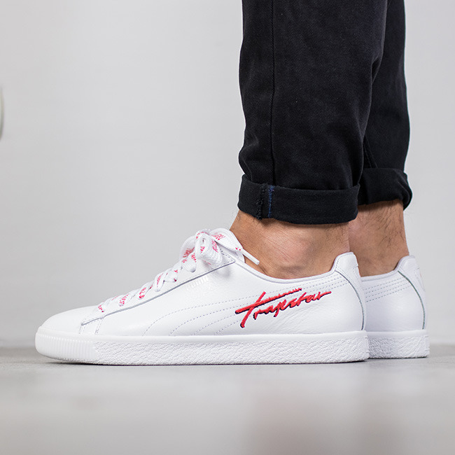 check out 299ab c3dc4 Men's Shoes sneakers Puma X Trapstar Clyde 362752 01 - Best ...