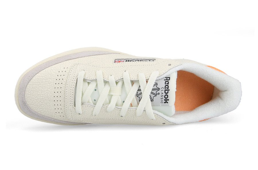Sneakers Club C 85 French Touch - White Reebok d4AjbnIu2