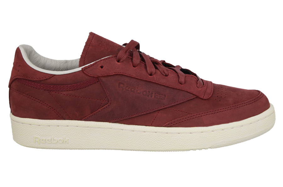 ... Men's Shoes sneakers Reebok Club C 85 Pw Premium Luxe V68688 ...
