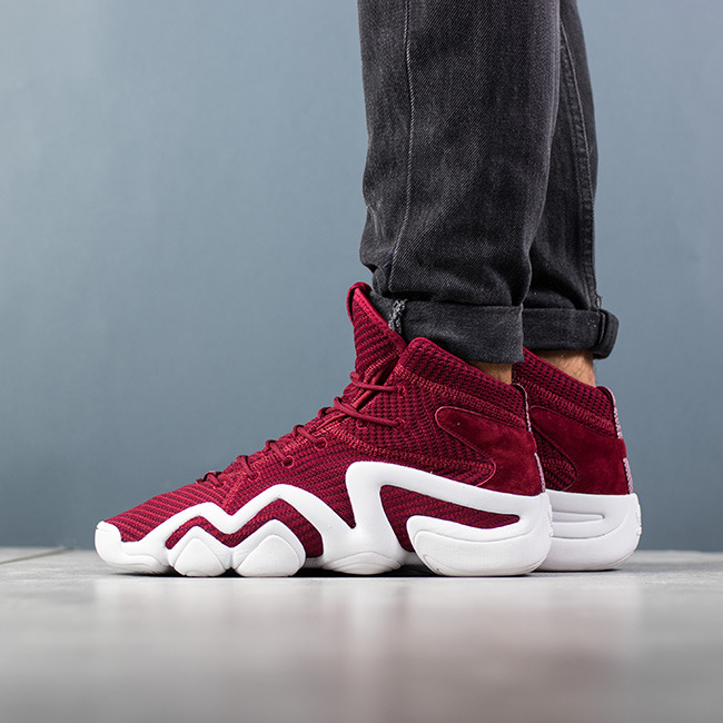 ... Men's Shoes sneakers adidas Originals Crazy 8 Primeknit Adv BY4366 ...