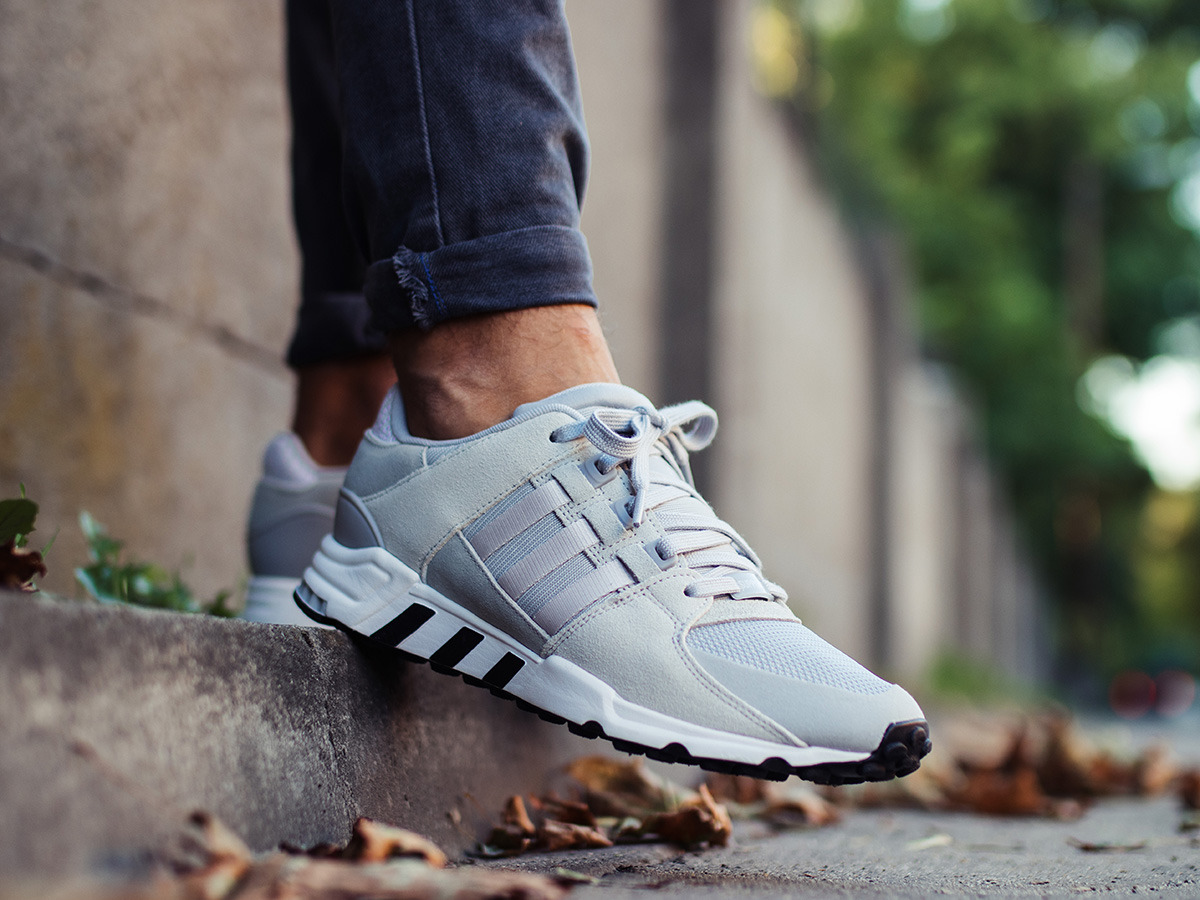 Adidas EQT Support ADV PK Ftwr White/Ftwr White/Sub Green BY9391