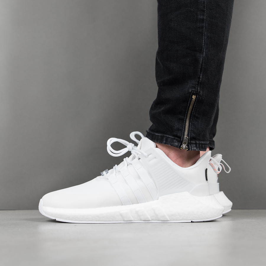 EQT SUPPORT 93/17 G - Sneaker low - footwear white