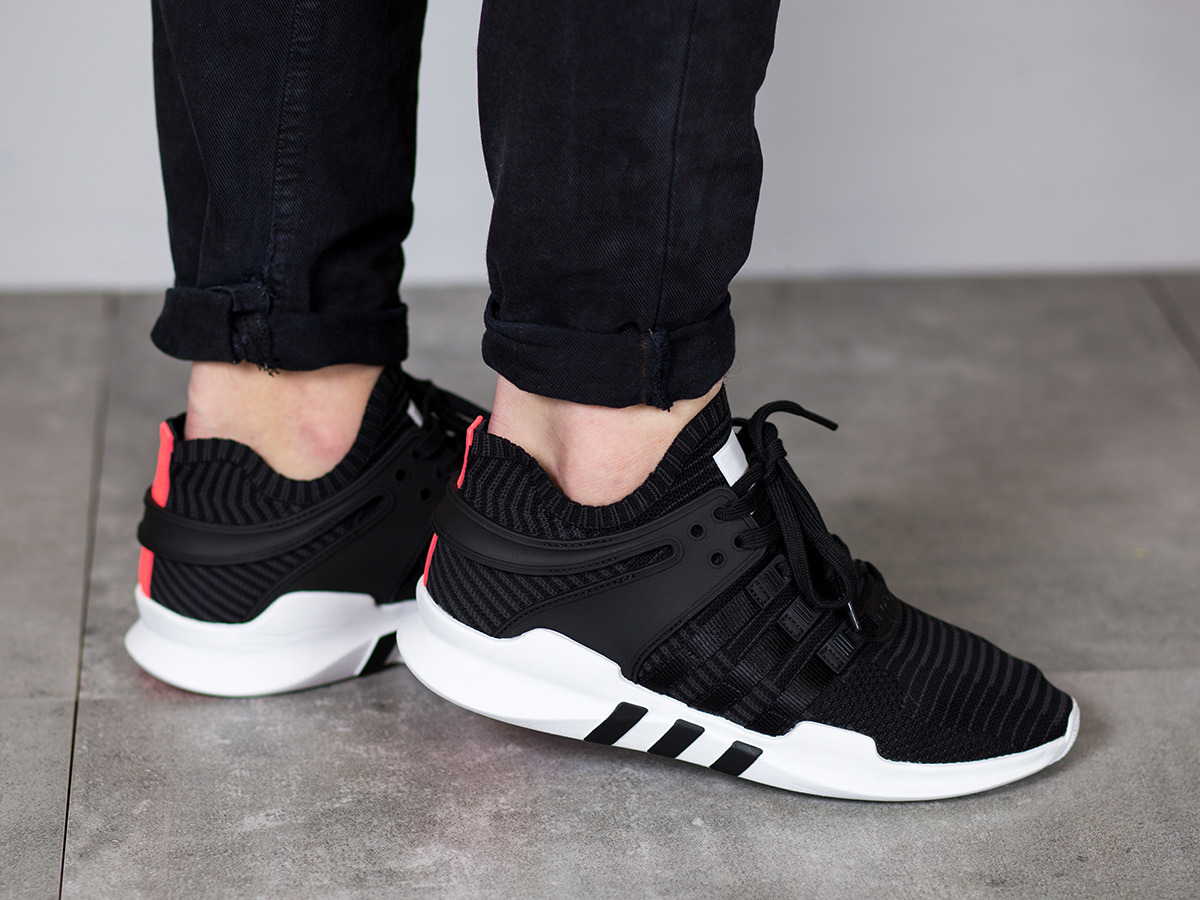 adidas men's eqt support adv pk black bb1260