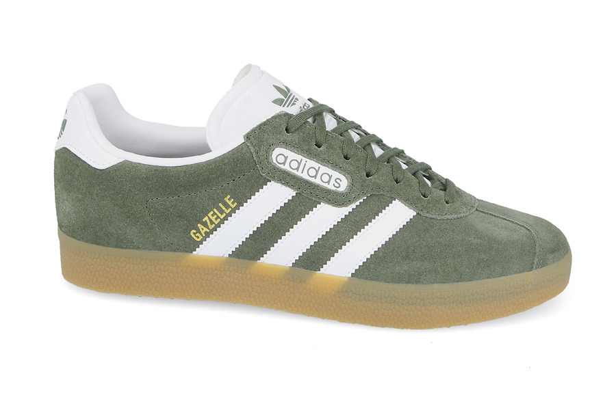 Mens Gazelle Super Low-Top Sneakers adidas sXOg3RLFqr