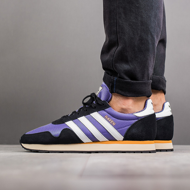 adidas Originals - Haven - Baskets - Violet BY9720
