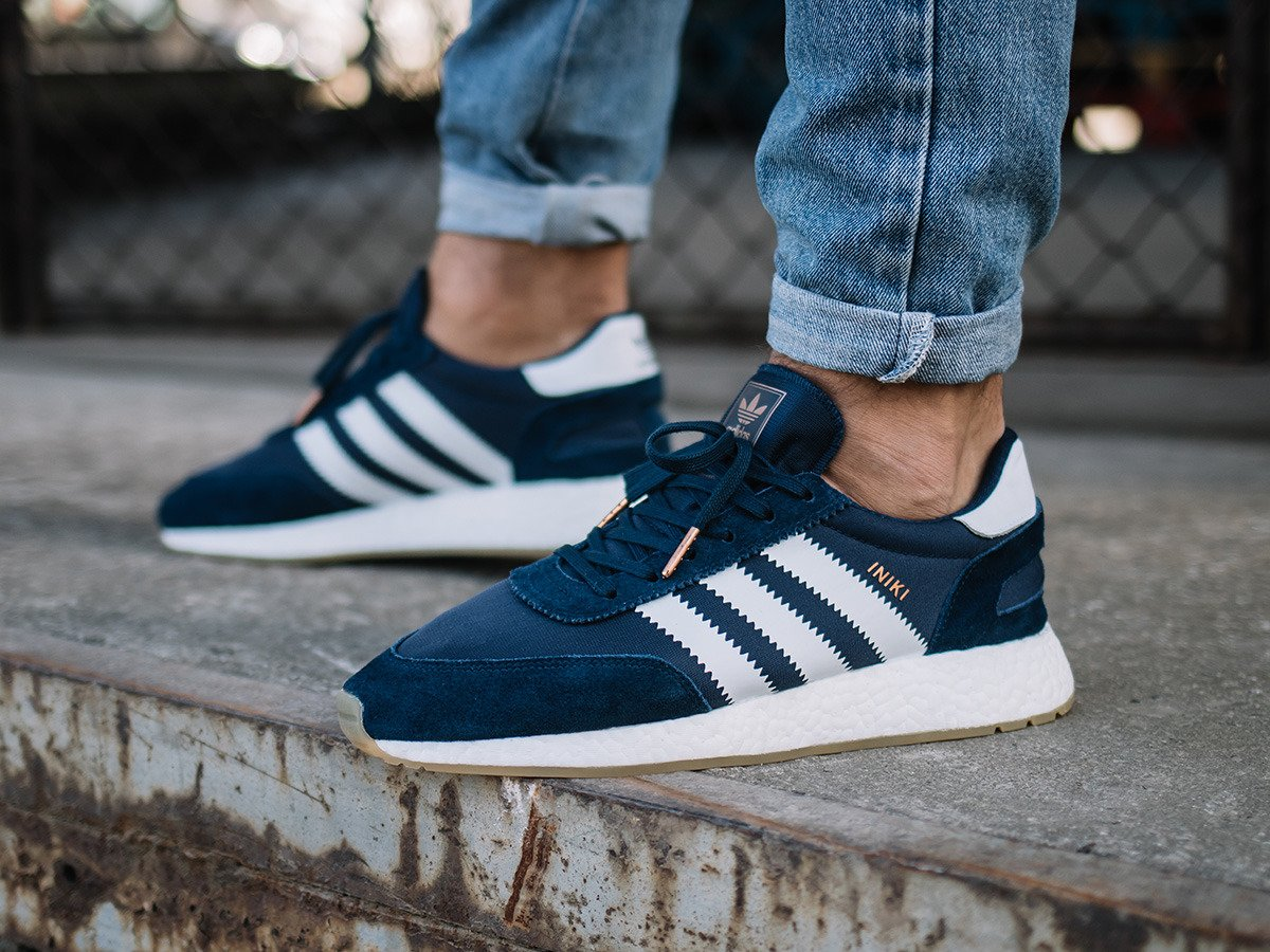 ... Men's Shoes sneakers adidas Originals Iniki Runner BB2092 ...