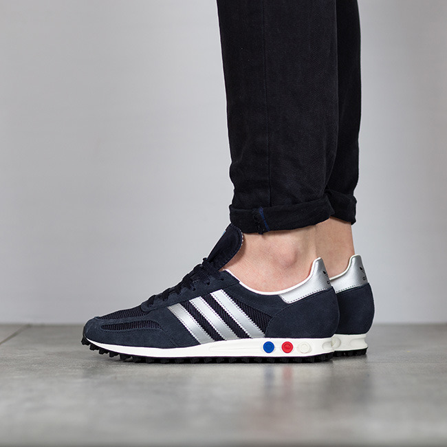 adidas originals la trainer og in blue bb1208