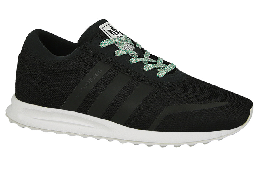 adidas originals los angeles trainers in black bb1116