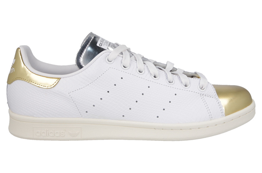 adidas metallic stan smith
