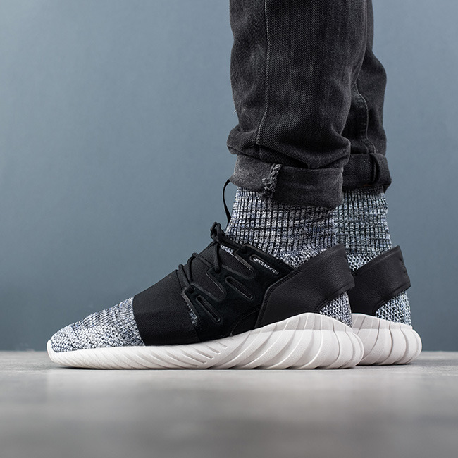 adidas Tubular Doom Primeknit Sneakers In BY3550 lqxa2fy8