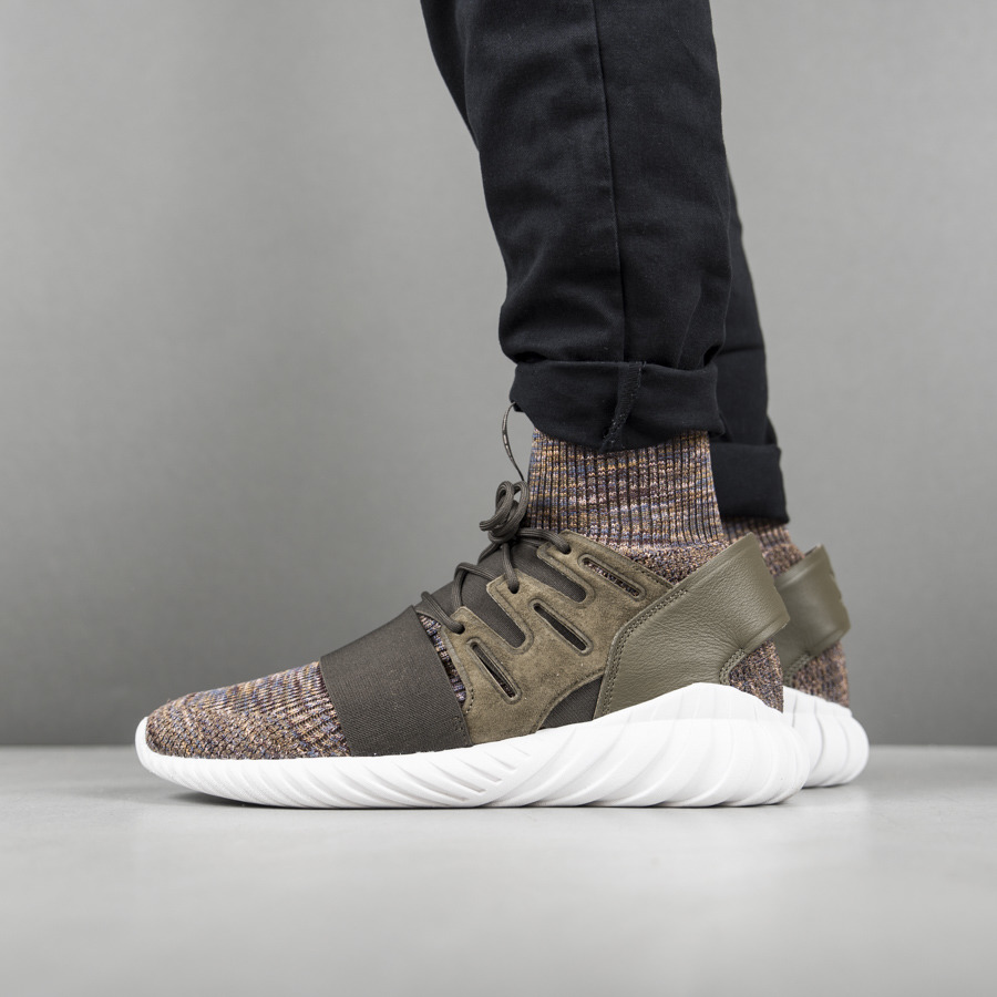 ... Men's Shoes sneakers adidas Originals Tubular Doom Primeknit BY3551 ...