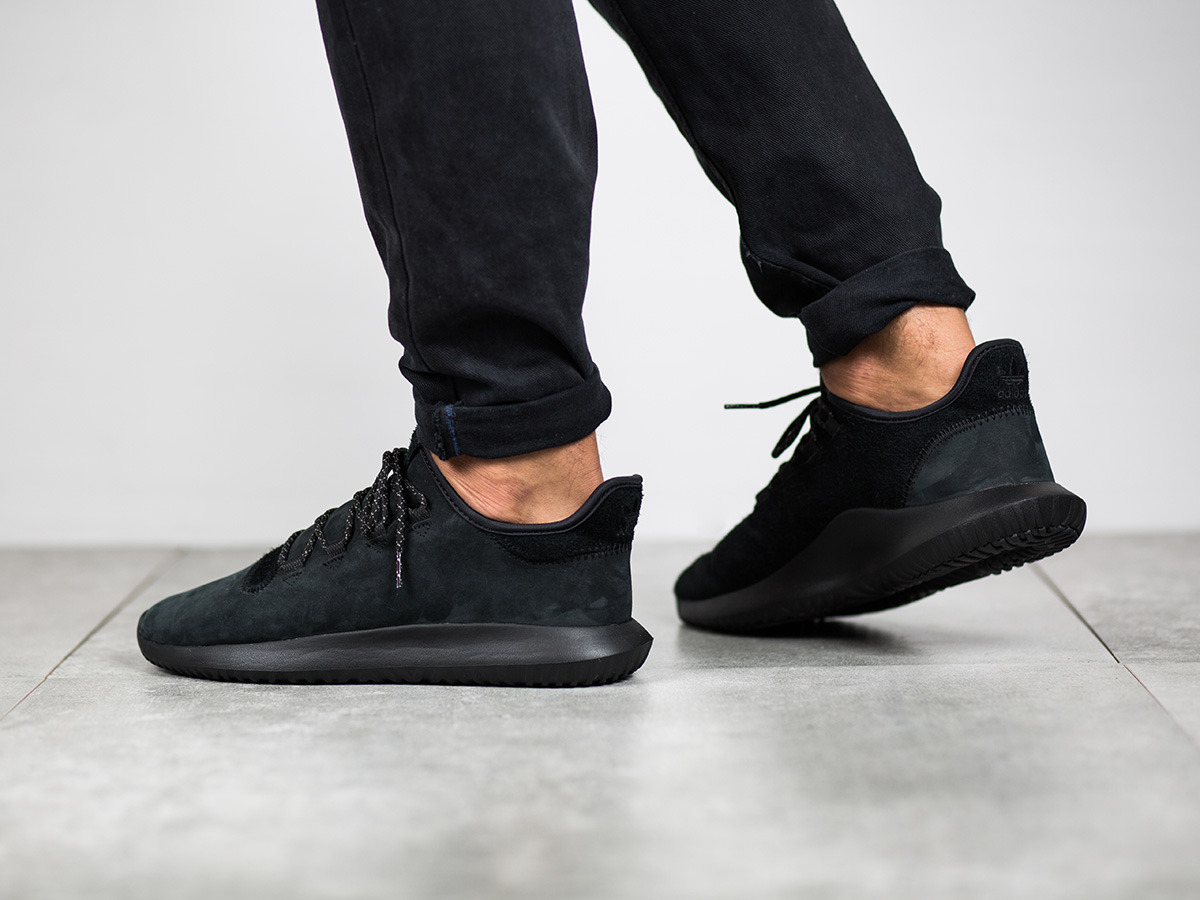 adidas Tubular Shadow Shoes Men's Black
