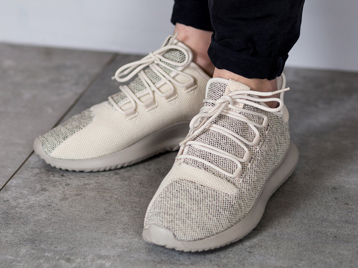 ADIDAS TUBULAR SHADOW WHITE/GREY BB8817