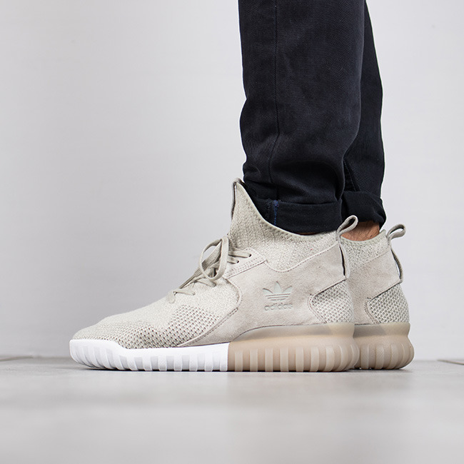chic The Latest adidas Tubular X Primeknit Receives A Clean Finish