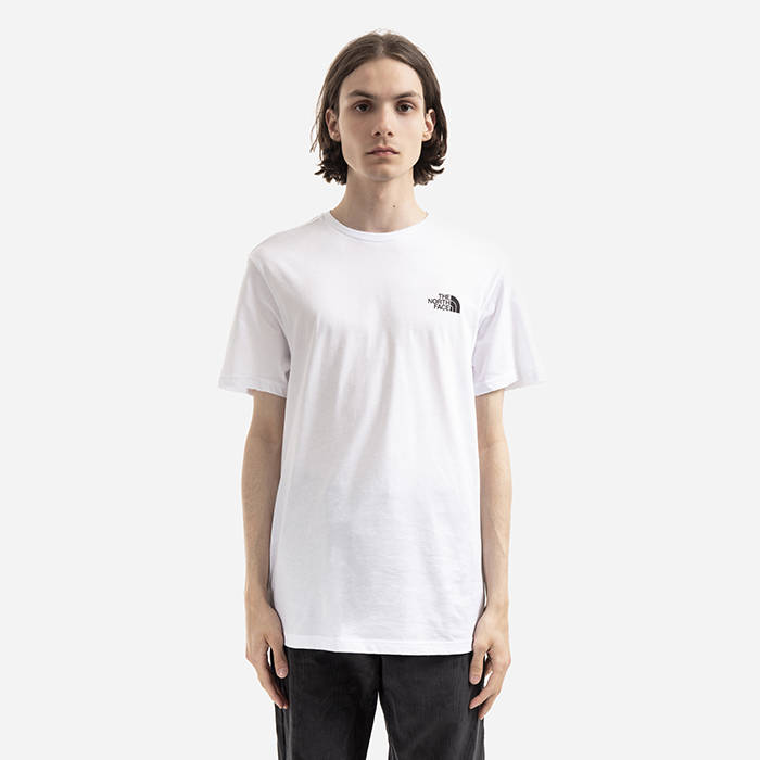 famous brand fashion new style Men's T-Shirt The North Face Simple Dome Tee T92TX5FN4 ...